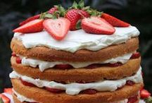 Strawberries / Delicious ideas and recipes with strawberries