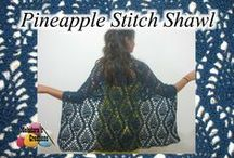 Crochet Shawls & Wraps / by Meladora's Creations