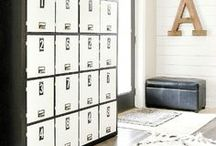 Craft Room Organization & Design