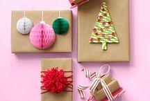 Envolver regalos / Ideas para envolver regalos