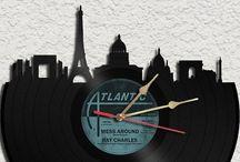 Vynl records craft