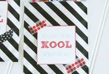 Valentines Day / Valentine's Day goodies, printables, crafts and DIY's, and more.
