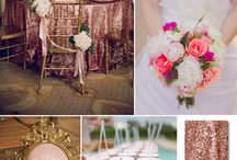Ideas for her wedding not mine! / by Mica Staheli