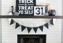 Halloween / All things Halloween. Crafts, DIY's, recipes, costume ideas, decor and so much more.