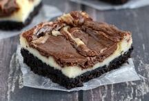 Recipes - Sweet Treats / So many sweet treat recipes from dips, pies, pastries and so much more.