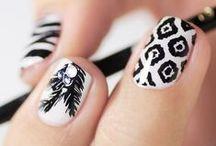 Nail Polish Ideas / Unique and creative nail polish ideas.