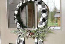 Wreaths / Creative wreath ideas for all occations.