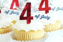 4th of July / So many great 4th of July ideas, projects, crafts, recipes, printables, and more.
