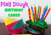 Play Dough Fun / Tons of play dough recipes and activities! / by Joyce Of Childhood Beckons