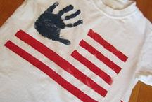 Patriotic Themes / Veteran's Day, Fourth of July, etc. / by Joyce Of Childhood Beckons