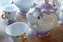 Tea Pots, Tea Cups, and Glass Wear / by Nancy Floyd