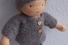 Couture - Fabrication de poupées  / by P'tits vikings