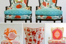 Ch Ch Ch Chairs! / by JulieAnne Fitch