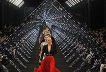 Fashion Shows / Fashion meets Scenography / by Alex Leyva