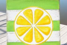 Lemons and Limes and Grapefruit, oh my!
