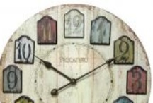 Tick Tock / by JulieAnne Fitch