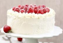 Strawberry Party / by Steph Bond-Hutkin | Bondville