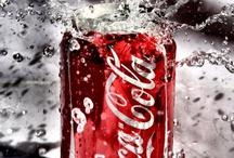 """""""Coca Cola - Coke"""" / by Erica Nelson"""
