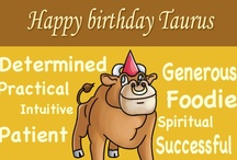 Zodiac Birthday Graphics / Birthday graphics  / by Cheryl Heppard