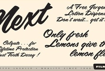 Buy These Fonts