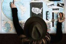 Voyage Inspiration / Si on faisait le tour du monde ...