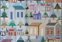 quilting / by Sandy Saurage