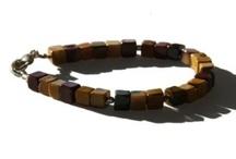 EDENDROPS Jewellery for Men / Handmade Jewellery with semi-precious stones for Men * Bijoux faits-main en pierre fines (pierres semi-précieuses) pour Hommes