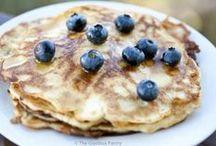 Breakfast / Breakfast Foods / by Renee Angil