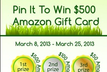 My Ideal Spring Break / My Ideal Spring Break Pinterest Contest to Win Amazon Gift Cards & Infographics! / by Cheryl Heppard
