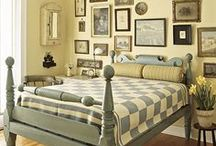 Bedrooms / by Renee Angil