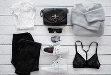 Fashion Style / Inspiration look, détails. Prêt à porter.