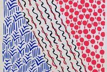 textile + patterns / by Caro Pierro