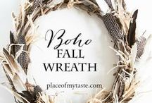Fall / All things fall related. Projects, DIY's, recipes, printables and so much more.