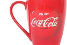 COCA-COLA - THE REAL THING / Coca-Cola is the most popular and biggest-selling soft drink in history, as well as the best-known brand in the world. / by Eileen