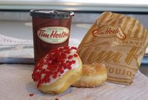 TIM HORTONS <3 / * / by Eileen