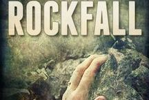 Rockfall / Horrified witnesses watch as a mountainside crumbles, crashing down on a party of hikers. Searchers find no signs of life. Three missing, presumed dead. Three families begin the difficult process of grieving.  But one of the missing is alive. Alone, injured, and terrified, she struggles to survive, hoping against all odds that someone will find her…before time runs out.  Emotionally charged and engrossing, ROCKFALL plumbs the depths of tragedy and celebrates the resiliency of the human spirit.