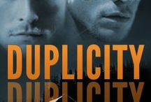 """Duplicity / Coming soon -- Diane Winger's latest novel, """"Duplicity"""""""