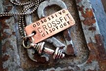 Crossfit / by Morgan Morrow