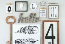 The Crafted Sparrow DIY Home Decor / by The Crafted Sparrow