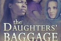 The Daughters' Baggage (novel) / Diane's 5th novel is is a story that follows a piece of baggage from one owner to the next. It's not easy to overcome the baggage in our lives.
