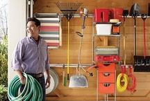 Garage Ideas / by James Angus