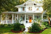 Future House / The three C's: cozy, cute, and comfortable / by Haley Legg