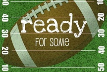 Football & Tailgateing / Are you ready for some football, I am... / by Brenda