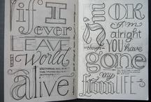 My Type / by Irene Wheeler