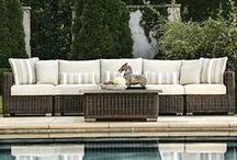 Summer Classics Furniture / Lifestyle photos of outdoor furniture from Summer Classics. Visit us online: www.summerclassics.com