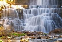 Waterfalls / by Bonnie