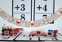 School Daze / Happy ideas to make school days a bit more fun- for teachers and kiddos!