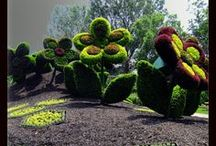 Topiaries & Garden Sculptors  / by Bonnie