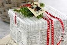 Wrapping & Gifts / by Yvonne Heinlein