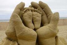 Sand Sculptures / by Bonnie